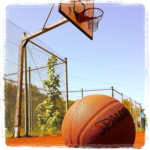 Basketballplatz Bad Brückenau