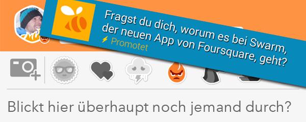 Mein Senf zur Foursquare- und Swarm-Debatte