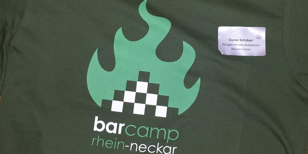 Barcamp Rhein-Neckar: Eine unheimlich gute Premiere