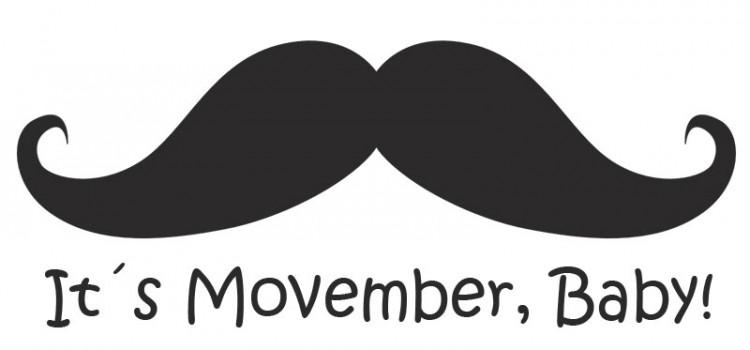 Movember: Schnurrbärte vs. Männerkrankheiten – Lost geht´s!
