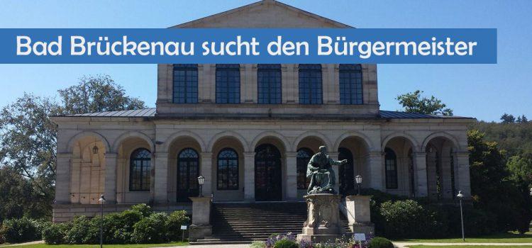 Bürgermeisterwahl in Bad Brückenau: Ein Kommentar eines Unschlüssigen